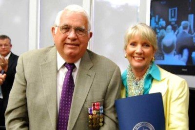 Col Eugene Richardson - Fort Lauderdale Neuropathy Week Recognized