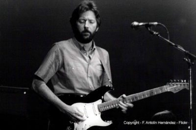 Rock Guitar Legend Eric Clapton Reveals He Suffers from Peripheral Neuropathy